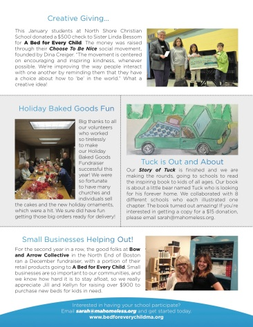 A BED FOR EVERYCHILD NEWSLETTER 2016-jpeg2